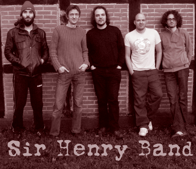 Sir Henry Band 0512 sepia